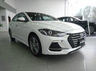 Giao Hyundai Elantra Sport 2018 thế hệ mới màu trắng, xe giao ngay, hỗ trợ trả góp 90%, LH: 090 467 5566 - 0967 69 69 56 giá 729 triệu tại Hà Nội