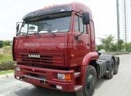 Đầu kéo Kamaz 6460 (6x4), bán đầu kéo Kamaz 53 tấn tại Kamaz Bình Dương & Bình Phước giá 1 tỷ tại Tp.HCM