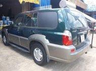 Cần bán gấp Hyundai Terracan sản xuất 2004, màu xanh giá 166 triệu tại Đồng Nai