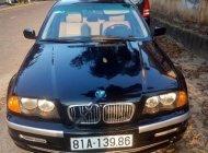 Cần bán lại xe BMW 3 Series 318i năm sản xuất 2001, màu đen, nhập khẩu nguyên chiếc số sàn giá 198 triệu tại Gia Lai