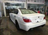 Bán ô tô BMW 5 Series 530i năm sản xuất 2008, màu trắng, nhập khẩu nguyên chiếc xe gia đình, 595 triệu giá 595 triệu tại Tp.HCM