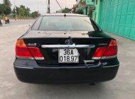 Bán Toyota Camry 2.4G sản xuất năm 2004, màu đen giá 350 triệu tại Ninh Bình
