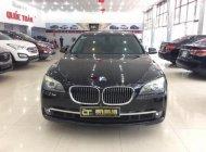 Bán BMW 7 Series 740Li năm 2010, màu đen, xe nhập giá 1 tỷ 500 tr tại Hải Phòng