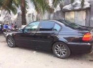 Bán BMW 3 Series 318i năm 2003, màu đen, nhập khẩu  giá 190 triệu tại Tp.HCM