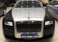Cần bán Rolls-Royce Ghost đời 2011, màu đen - bạc, xe nhập giá 11 tỷ 200 tr tại Tp.HCM