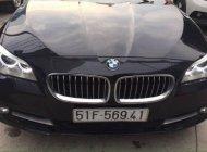 Cần bán BMW 5 Series 520i đời 2015, màu đen chính chủ giá 1 tỷ 600 tr tại Tp.HCM