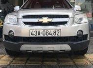 Cần bán lại xe Chevrolet Captiva LT đời 2008, màu bạc ít sử dụng giá Giá thỏa thuận tại Đà Nẵng