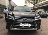 Bán Lexus LX570 nhập Mỹ, màu đen, sản xuất và đăng ký 2016, xe full option giá 7 tỷ 288 tr tại Hà Nội