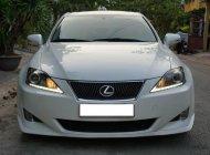 Cần bán Lexus IS 250 F-Sport năm sản xuất 2007, màu trắng, nhập khẩu nguyên chiếc, 790 triệu giá 790 triệu tại Tp.HCM