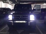 Cần bán lại xe Mercedes G63 AMG 2016, màu đen, nhập khẩu nguyên chiếc chính chủ giá 6 tỷ 666 tr tại Hà Nội