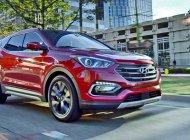 Hyundai BRVT--Bán Hyundai SAntafe full xăng 4WD đời 2018, màu đỏ--Hotline 0933 740 639: Trọng giá 1 tỷ 30 tr tại BR-Vũng Tàu