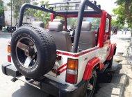 Bán Jeep A2 1988, màu đỏ, nhập khẩu nguyên chiếc giá 150 triệu tại Đà Nẵng