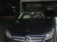 Bán Mercedes C200 màu xanh, nội thất kem, giao ngay, hỗ trợ trả góp 85% - Mercedes Haxaco Võ Văn Kiệt giá 1 tỷ 489 tr tại Tp.HCM
