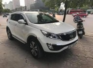 Cần bán Kia Sportage Limited 2.0L 2013, màu trắng, nhập khẩu giá 642 triệu tại Hà Nội