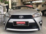 Bán Yaris G Sx 2017 xe chạy lướt 8000km bao test hãng, hỗ trợ vay ngân hàng 75% giá 650 triệu tại Tp.HCM