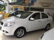 Cần bán Chevrolet Aveo sản xuất 2018, màu trắng giá 459 triệu tại Đồng Tháp