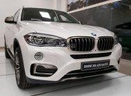 Bán BMW chính hãng - BMW X6 xDrive35i, màu trắng, nhập khẩu, trả trước 290 triệu giao ngay giá 3 tỷ 649 tr tại Tp.HCM