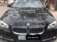 Bán BMW 5 Series 520i sản xuất 2013, màu đen giá 1 tỷ 268 tr tại Hà Nội