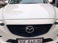 Bán Mazda 6 2.0AT sản xuất 2016, màu trắng như mới giá cạnh tranh giá 775 triệu tại Hà Nội