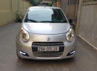 Cần bán lại xe Suzuki Alto 1.0 AT đời 2009, màu bạc, giá 265tr giá 265 triệu tại Hà Nội