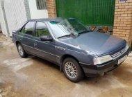 Cần bán gấp Peugeot 405 năm 1992, màu xanh lam, xe nhập giá cạnh tranh giá 68 triệu tại Khánh Hòa