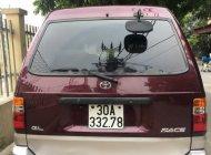Cần bán lại xe Toyota Zace GL sản xuất năm 2002, màu đỏ, 205tr giá 205 triệu tại Hà Nội