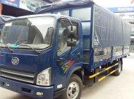 Xe tải Faw 7.3 tấn, thùng mui bạt dài 6.2m, công nghệ Hyundai, hỗ trợ trả góp, 100% xe mới giá 485 triệu tại Tp.HCM