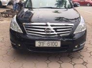 Bán xe Nissan Teana 2.0 đời 2010, màu đen, nhập khẩu nguyên chiếc giá 535 triệu tại Hà Nội