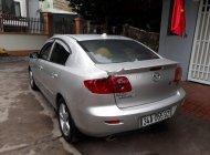 Bán Mazda 3 đời 2004, màu bạc giá 330 triệu tại Hải Dương