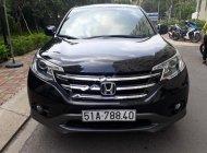 Bán xe Honda CR V 2.0AT năm 2014, màu đen như mới, giá chỉ 735 triệu giá 735 triệu tại Tp.HCM