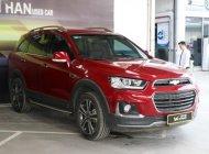 Bán xe Chevrolet Captiva LTZ 2.4AT 2016, màu đỏ giá 718 triệu tại Tp.HCM
