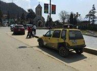 Cần bán xe Daewoo Tico sản xuất 1996, màu vàng giá 42 triệu tại Hà Nội