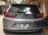 Bán xe Honda CR V đời 2018, màu bạc, nhập, đăng ký 2/2018 giá 1 tỷ 195 tr tại Hà Nội