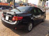 Cần bán gấp Toyota Corolla altis đời 2009, màu đen, nhập khẩu giá 470 triệu tại Hà Nội