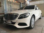 Bán xe Mercedes C250 trắng giá 1 tỷ 490 tr tại Bình Dương