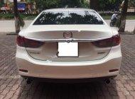 Cần bán lại xe Mazda 6 2.0AT đời 2016, màu trắng đẹp như mới giá 785 triệu tại Hà Nội