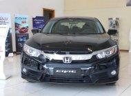 Bán Honda Civic 1.8E sản xuất 2018, màu đen, nhập khẩu giá 763 triệu tại Hà Nội