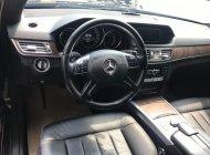 Bán ô tô Mercedes E200 đời 2014, màu đen giá 1 tỷ 220 tr tại Tp.HCM