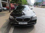 Cần bán gấp BMW 7 Series 750li đời 2012, màu đen, xe nhập giá 1 tỷ 780 tr tại Hà Nội