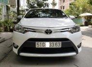 Bán xe Toyota Vios AT 2017, đi 5000km như xe mới, zin 100% giá 568 triệu tại Tp.HCM