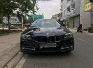 Bán xe BMW 5 Series 520i đời 2016, màu đen, nhập khẩu giá 1 tỷ 650 tr tại Tp.HCM
