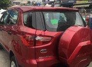 Bán Ford EcoSport Ambiente 1.5L MT 2018, màu đỏ giá 555 triệu tại Tp.HCM