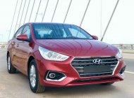 Hyundai Bà Rịa Vũng Tàu--Bán ô tô Hyundai Accent năm sản xuất 2018, màu đỏ, giá tốt giá 499 triệu tại BR-Vũng Tàu