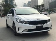 Bán Kia Cerato 1.6AT sản xuất 2016, màu trắng giá 599 triệu tại Hà Nội