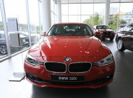 BMW Long Biên- BMW 320i nhập nguyên chiếc giao xe luôn, màu đỏ, trả góp 85% giá 1 tỷ 439 tr tại Hà Nội