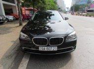 Bán xe BMW 750Li 2012 màu đen giá 1 tỷ 780 tr tại Hà Nội