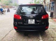 Bán Hyundai Santa Fe MLX sản xuất năm 2009, màu đen giá 625 triệu tại Hà Nội