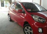 Cần bán lại xe Kia Morning năm sản xuất 2016, màu đỏ giá 250 triệu tại Cần Thơ