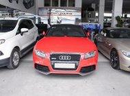 Cần bán xe Audi A5 2.0T sản xuất 2009, màu đỏ, xe nhập số tự động, 1000tr giá 1 tỷ tại Tp.HCM