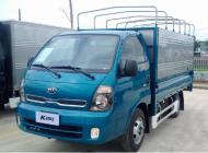 Cần bán Kia Bongo đời 2018, màu xanh lam giá cạnh tranh giá 389 triệu tại Tp.HCM
